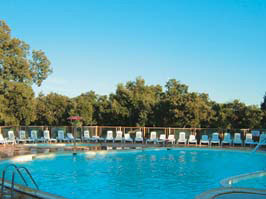 Domaine de Massereau - Just one of the great holiday parks in Languedoc Roussillon, France