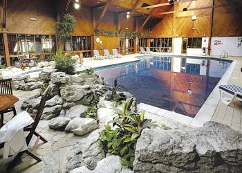 Dalfaber Country Club - Holiday Park in Aviemore, Highlands, Scotland