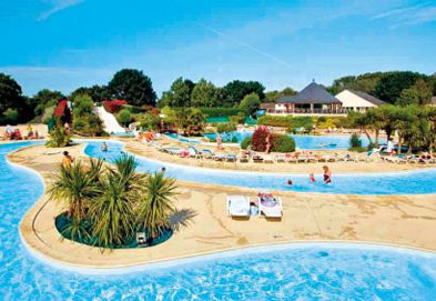 La Grande Metairie Campsite - Holiday Park in Carnac, Brittany, France