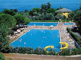 San Vito - Cisano - Just one of the great holiday parks in Italian Lakes, Italy