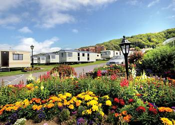 Beachside Holiday Park - Holiday Park in Westward Ho!, Devon, England
