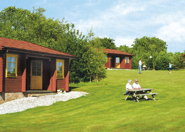 Spindlewood Lodges - Holiday Park in Wells, Somerset, England
