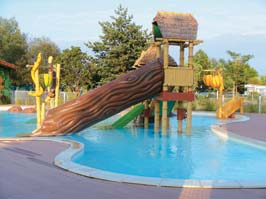 La Rive - Just one of the great holiday parks in Aquitaine, France