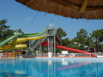 Bonne Anse Plage - Holiday Park in Les Mathes, Aquitaine, France