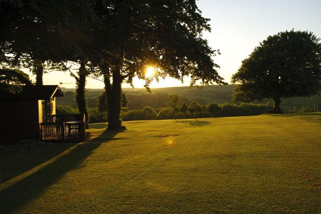Hoburne Doublebois - Holiday Park in Liskeard, Cornwall, England