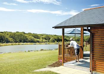 Wooda Lakes - Holiday Park in Holsworthy, Devon, England