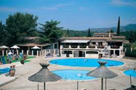 Esterel - Eurocamp - Just one of the great holiday parks in Provence Cote d'Azur, France