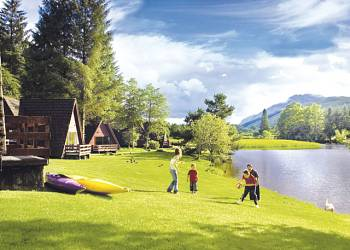 Great Glen Water Park - Holiday Park in Kinlochlochy, Highlands, Scotland