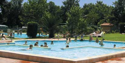 I Pini Family Park - Just one of the great holiday parks in Lazio, Italy