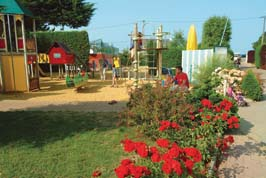 La Baie - Just one of the great holiday parks in Brittany, France