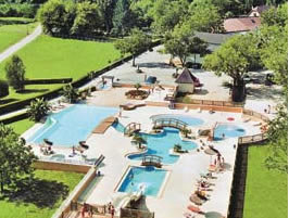 Soleil Plage - Holiday Park in Vitrac, Aquitaine, France