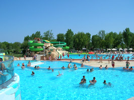 Marina di Venezia - Just one of the great holiday parks in Adriatic Coast, Italy