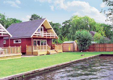 The Wherry - Holiday Park in Wroxham, Norfolk, England