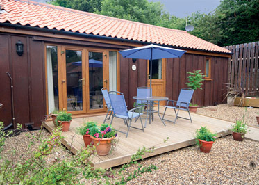 Thorpewood Cottages - Holiday Park in Thorpe Market, Norfolk, England