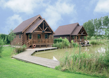 Waterside Lodges - Holiday Park in Keal Cotes, Lincolnshire, England