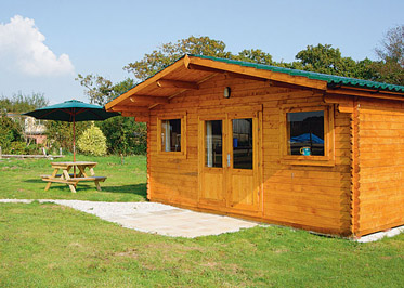 Adamsfield Woodpecker  - Holiday Park in Tremaine, Cornwall, England