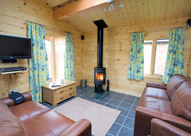 Oaklands Country Lodges - Holiday Park in Mount Pleasant, Derbyshire, England