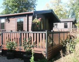 Skiddaw Lodge - Holiday Park in Keswick, Cumbria, England