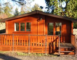 Snittlegarth Lodge 2 - Holiday Park in Ireby, Cumbria, England