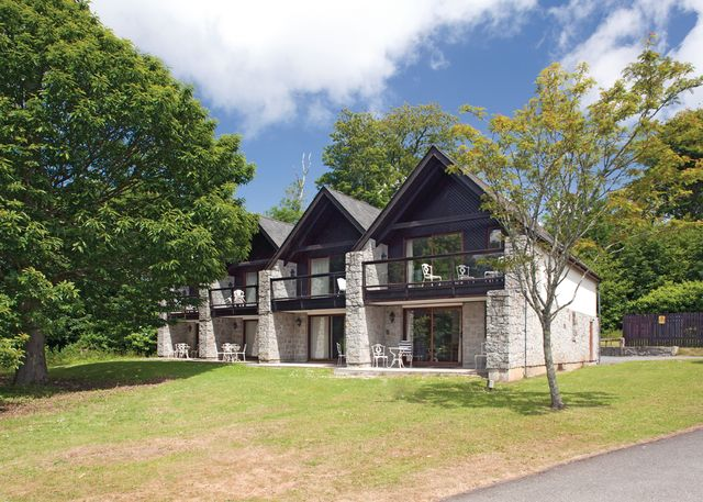 Saint Aubyns Country Estate - Holiday Park in Camborne, Cornwall, England