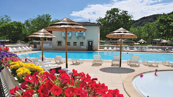 La Bastide en Ardeche - Just one of the great holiday parks in Rhone Alpes, France