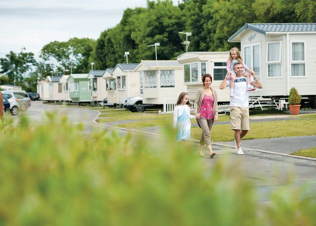 Cala Gran - Holiday Park in Fleetwood, Lancashire, England