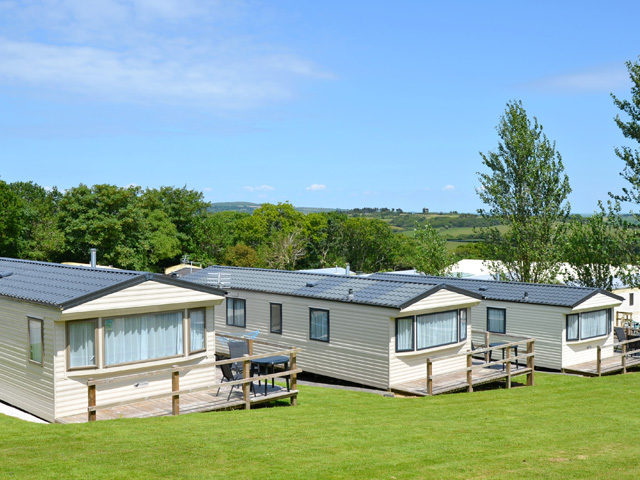 Carnmoggas Holiday Park - Holiday Park in St. Austell, Cornwall, England