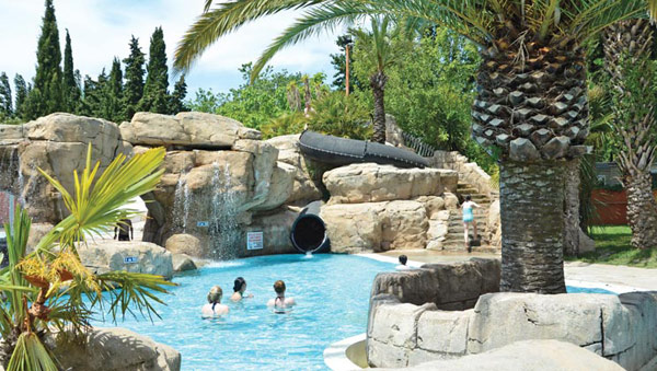 Hippocampe - Just one of the great holiday parks in Languedoc Roussillon, France