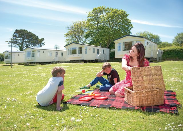 South Bay Holiday Park - Holiday Park in Brixham, Devon, England