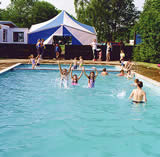 Lower Lacon Caravan Park - Holiday Park in Wem, Shropshire, England
