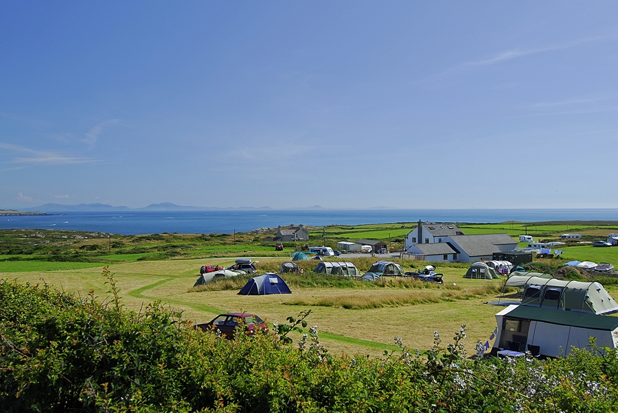 Blackthorn Farm - Holiday Park in Holyhead, Anglesey, Wales