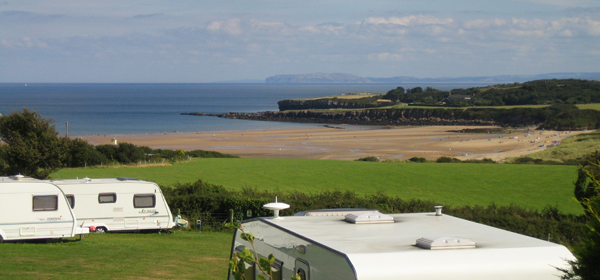 Tyddyn Isaf Caravan and Camping Site - Holiday Park in Dulas, Anglesey, Wales