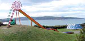 Fishguard Bay Caravan and Camping Park - Holiday Park in Fishguard, Pembrokeshire, Wales