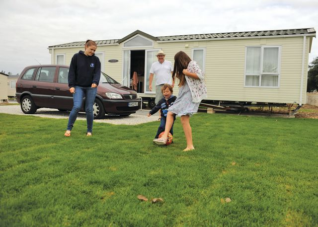 Piran Meadows - Holiday Park in Whitecross, Cornwall, England