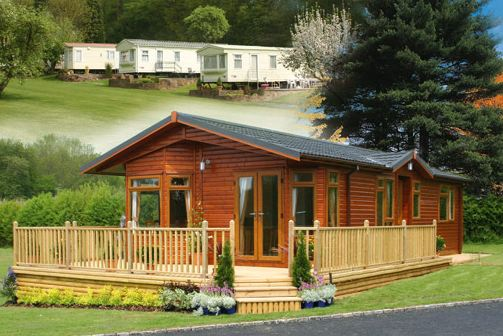 Knighton On Teme Caravan Park - Holiday Park in Tenbury Wells, Worcestershire, England