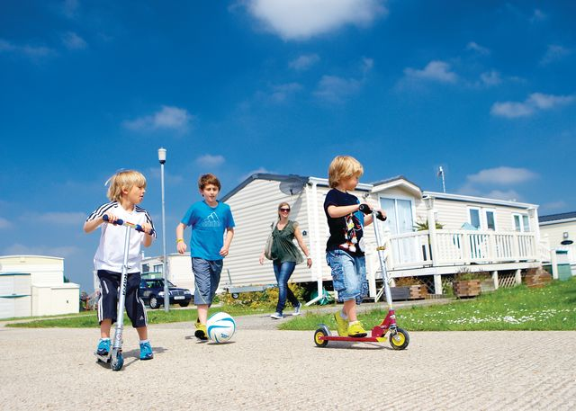 St Osyth - Holiday Park in Clacton on Sea, Essex, England