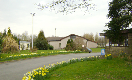Three Rivers Park - Holiday Park in Clitheroe, Lancashire, England