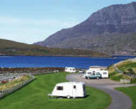 Ardmair Point Caravan and Camping Park - Holiday Park in Ullapool, Highlands, Scotland