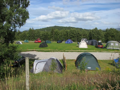Dalraddy Holiday Park - Holiday Park in Aviemore, Highlands, Scotland