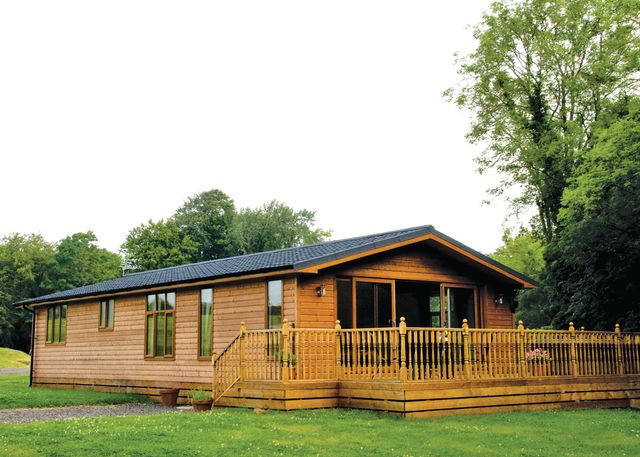 Kiplin Eco Lodge Park - Holiday Park in Richmond, Yorkshire, England