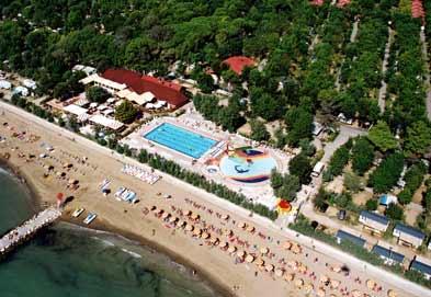 San Francesco - Holiday Park in Caorle, Venetian-Riviera, Italy
