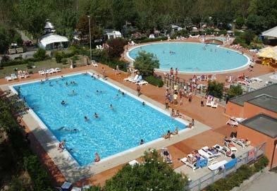 Vigna Sul Mar - Holiday Park in Lido di Pomposa, Venetian-Riviera, Italy