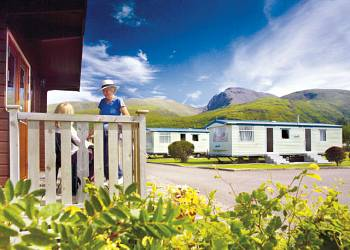 Lochy Park - Holiday Park in Fort William, Highlands, Scotland