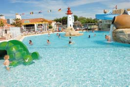Sol a Gogo - Eurocamp - Holiday Park in St Hilaire de Riez, Loire, France