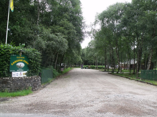 Glenesk Caravan Park - Holiday Park in Edzell, Angus, Scotland