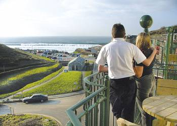Beachcombers - Holiday Park in Newquay, Cornwall, England