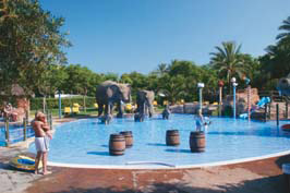 Cambrils Park - Just one of the great holiday parks in Costa Dorada, Spain
