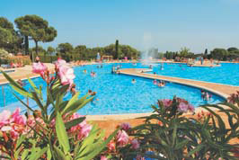 Castell Montgri - Just one of the great holiday parks in Costa Brava, Spain