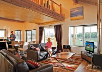 Hornsea Lakeside Lodges In East Yorkshire