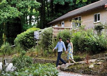 Ivyleaf Combe Lodges - Holiday Park in Bude, Cornwall, England